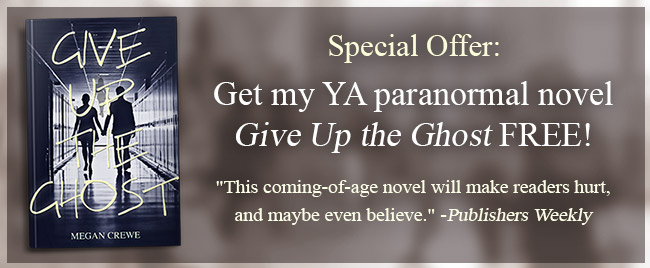 Give Up the Ghost free special offer