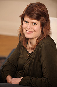 Megan Crewe author photo