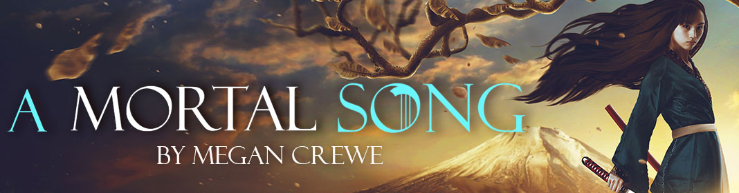 A Mortal Song page banner