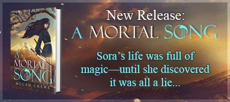 A Mortal Song New Release Sale!