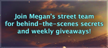 Join Megan's street team!