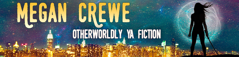 YA Author Megan Crewe