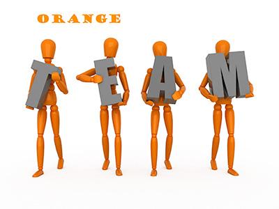 orangeteam
