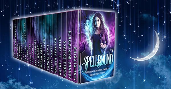 Spellbound boxed set