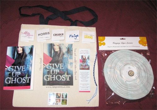 Give Up The Ghost July Giveaway