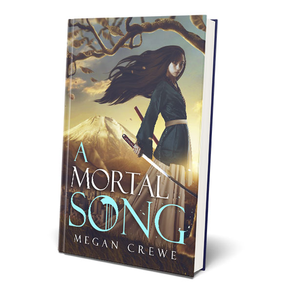 A Mortal Song hardcover