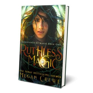 Ruthless Magic hardcover