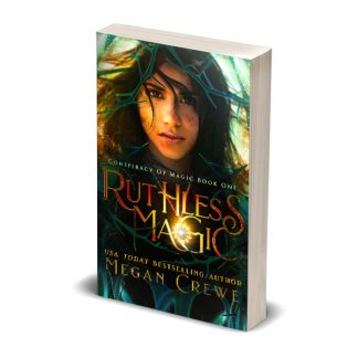 Ruthless Magic paperback